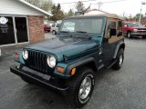 Jeep Wrangler 1997 Data, Info and Specs