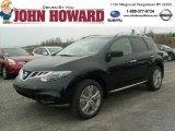2011 Super Black Nissan Murano LE AWD #48168075