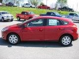 2012 Red Candy Metallic Ford Focus SE 5-Door #48190039