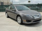 2011 Sterling Grey Metallic Ford Fusion SE #48194046