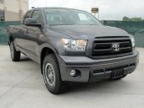 2011 Magnetic Gray Metallic Toyota Tundra TRD Rock Warrior Double Cab 4x4 #48194049
