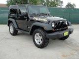 2010 Black Jeep Wrangler Sport Islander Edition 4x4 #48194052