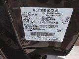 2005 F150 Color Code for Dark Stone Metallic - Color Code: T7