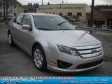 2011 Ingot Silver Metallic Ford Fusion SE #48193968