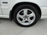 Volvo V70 1998 Wheels and Tires