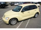 2007 Pastel Yellow Chrysler PT Cruiser Touring #48194079