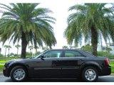 2005 Brilliant Black Crystal Pearl Chrysler 300 Touring #48193878