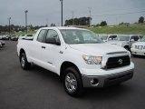 2009 Toyota Tundra Super White