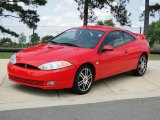 Mercury Cougar Colors