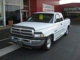 2001 Bright White Dodge Ram 1500 SLT Club Cab #48233605