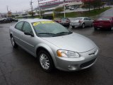 2002 Chrysler Sebring Brilliant Silver Metallic