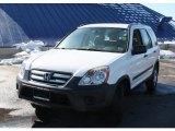 2006 Taffeta White Honda CR-V LX 4WD #48233307