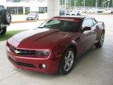 2010 Red Jewel Tintcoat Chevrolet Camaro LT Coupe #48233618