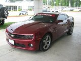2010 Red Jewel Tintcoat Chevrolet Camaro SS/RS Coupe #48233619
