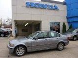 2005 Silver Grey Metallic BMW 3 Series 325xi Sedan #48233310