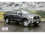 2011 Magnetic Gray Metallic Toyota Tundra SR5 Double Cab 4x4 #48233190