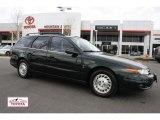 2001 Green Saturn L Series LW300 Wagon #48233194