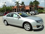2010 Brilliant Silver Metallic Ford Fusion SE V6 #48233333