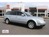 2003 Reflex Silver Metallic Volkswagen Passat GLS Wagon #48233197