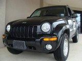 2002 Black Jeep Liberty Limited 4x4 #48233496