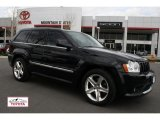 2006 Black Jeep Grand Cherokee SRT8 #48233201