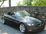 2007 Black Sapphire Metallic BMW 3 Series 335i Convertible #48233338