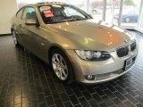 2007 Platinum Bronze Metallic BMW 3 Series 335i Coupe #48233339