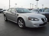 2006 Pontiac Grand Prix GXP Sedan Front 3/4 View