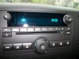 2011 Chevrolet Silverado 1500 LS Extended Cab 4x4 Controls