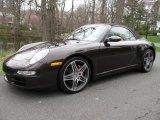 2008 Macadamia Metallic Porsche 911 Carrera 4S Cabriolet #48233270