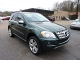 2009 Mercedes-Benz ML Jade Green Metallic