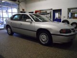 2001 Galaxy Silver Metallic Chevrolet Impala  #48268613