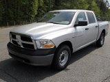2011 Bright Silver Metallic Dodge Ram 1500 ST Crew Cab #48233750
