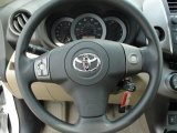 2011 Toyota RAV4 I4 Steering Wheel