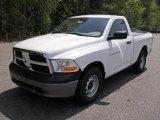 2011 Bright White Dodge Ram 1500 ST Regular Cab #48233752