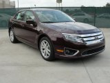 2011 Bordeaux Reserve Metallic Ford Fusion SEL #48268622
