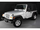2005 Jeep Wrangler Bright Silver Metallic