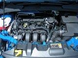 2012 Ford Focus SE Sport Sedan 2.0 Liter GDI DOHC 16-Valve Ti-VCT 4 Cylinder Engine
