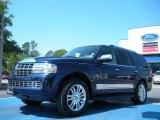 2008 Dark Blue Pearl Metallic Lincoln Navigator Luxury #48268477