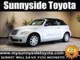 2007 Bright Silver Metallic Chrysler PT Cruiser Convertible #48268110