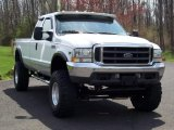 2002 Ford F250 Super Duty Oxford White