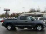 2010 Slate Gray Metallic Toyota Tundra Double Cab #48233422