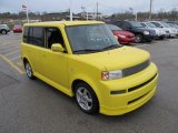 2005 Scion xB Solar Yellow