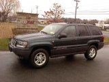 2004 Jeep Grand Cherokee Deep Beryl Green Pearl