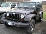 2011 Black Jeep Wrangler Call of Duty: Black Ops Edition 4x4 #48268316