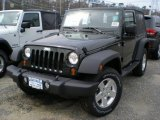 2011 Natural Green Pearl Jeep Wrangler Sport S 4x4 #48268321