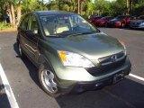 2007 Green Tea Metallic Honda CR-V LX #48268349
