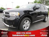 2011 Blackberry Pearl Dodge Durango Crew #48268529
