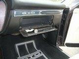 1967 Pontiac GTO Interiors