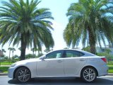 2008 Tungsten Silver Pearl Lexus IS 250 #48268381